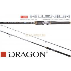 DRAGON MILLENIUM SF TorskPilk 200 100-200 g 275cm