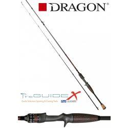 DRAGON ProGUIDE-X CASTING 1-10g 198cm