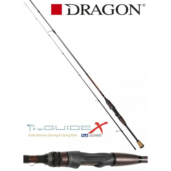 DRAGON ProGUIDE-X 25-60g 198cm
