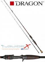 DRAGON ProGUIDE X-Series / cast 1-cz. fast / FUJI 25-60 g  198cm