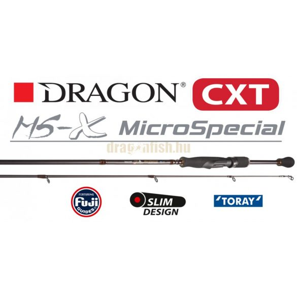 DRAGON CXT MS-X MICRO SPECIAL 1-10g 190cm