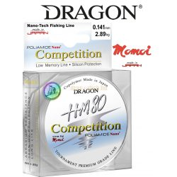 Dragon HM80 Competition 0,09mm 1,54kg 50m