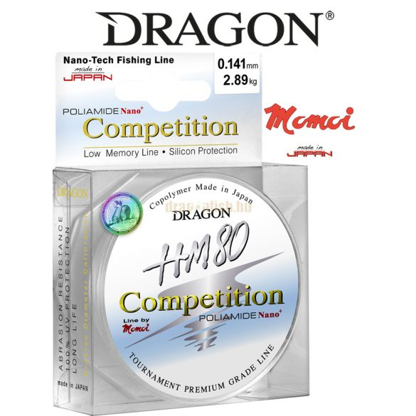Dragon HM80 Competition 0,120mm 2,28kg 50m