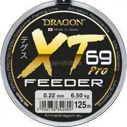 DRAGON XT69 PRO FEEDER horgász zsinór 125m méret:0.16mm