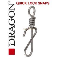Dragon Quick Lock kapocs