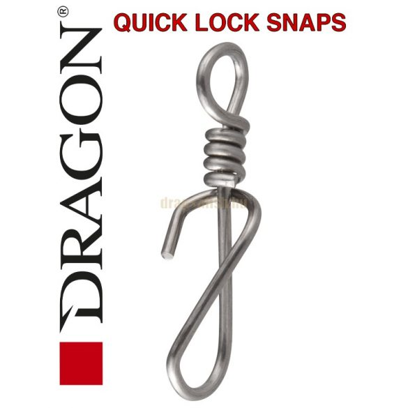 Dragon Quick Lock kapocs