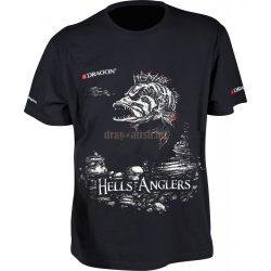 DRAGON DRAGON HELLS ANGLERS SÜGÉR Méret: S
