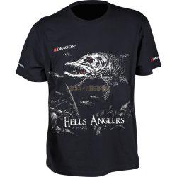 DRAGON DRAGON HELLS ANGLERS CSUKA Méret: S