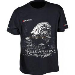 DRAGON DRAGON HELLS ANGLERS PONTY Méret: S