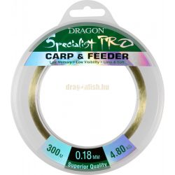 Dragon SPECIALIST Pro CARP & FEEDER 300m 0,18mm 4,75kg