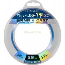 Dragon SPECIALIST Pro SPINN & CAST 300m 0,16mm 3,65kg