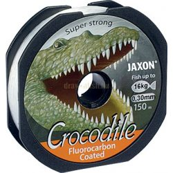JAXON CROCODILE FLUOROCARBON COATED LINE 0,10mm 1x150m 2kg