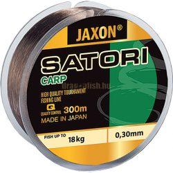 JAXON SATORI CARP LINE 0,25mm 300m 13kg