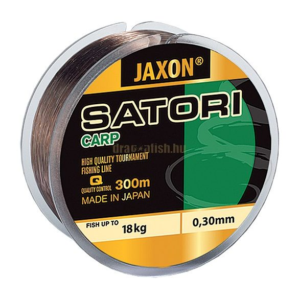 JAXON SATORI CARP LINE 0,35mm 300m 23kg