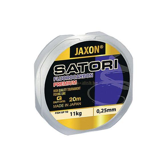 JAXON SATORI FLUOROCARBON CARP LINE 0,35mm 20m 19kg